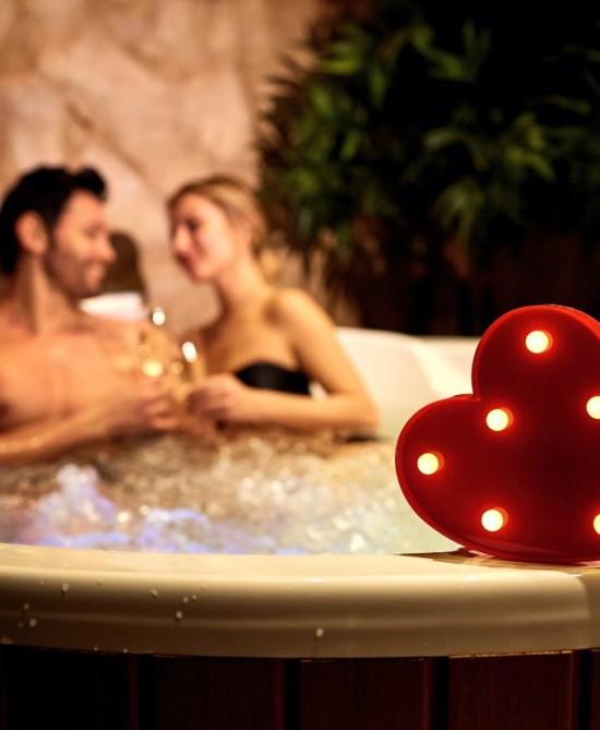 """SPA ритуал «Он и Она» ОТ """"Aquaterra Wellness & Spa"""""""