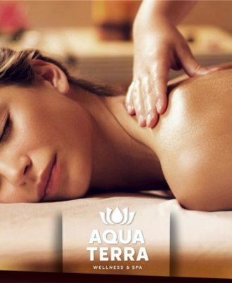 "БАЛИЙСКИЙ МАССАЖ  ОТ ""Aquaterra Wellness & Spa"""