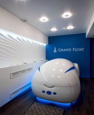 Floating-капсула