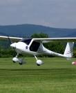 Zbor cu avionul «Pipistrel Virus SW-121»