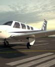 Полет на самолете «Beechcraft Вonanza А36»