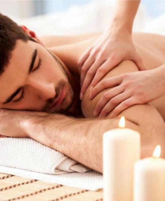 Общий массаж для мужчин от «Grand Float»
