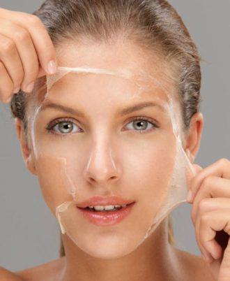 Пилинг лица от «Kiss Beauty Salon»